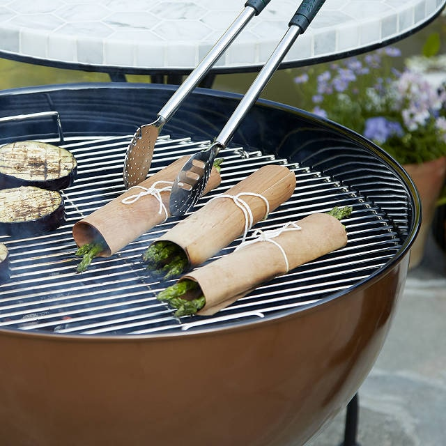 Flavor Infusing Grilling Wraps